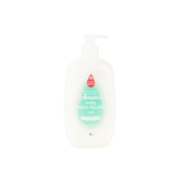 Johnson's Baby Baño Líquido con Proteína de Leche, 400 ml