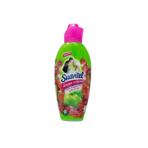 Suavitel Aroma Intense Manzana y Frutos Rojos, 850 ml