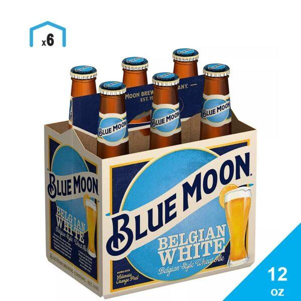 Cerveza Blue Moon, 12 oz
