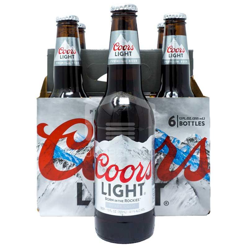 Elegant Cerveza Coors Light (6 Uds 12 Oz)  Ideas