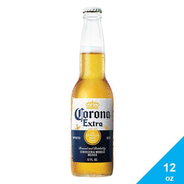 Cerveza Corona, 12 oz
