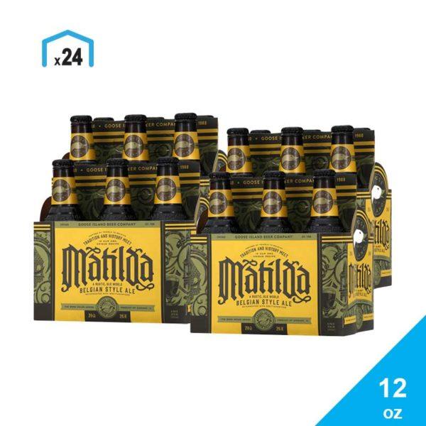 Cerveza Goose Island Matilda, 12 oz