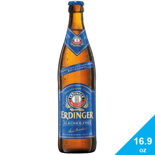 Cerveza Erdinger Alkoholfrei, 16.9 oz