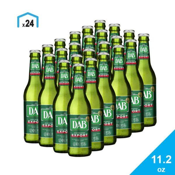Cerveza Dab Dortmunder Export, 12 oz