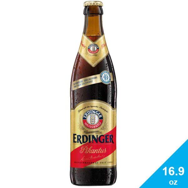 Cerveza Erdinger Pikantus, 16.9 oz