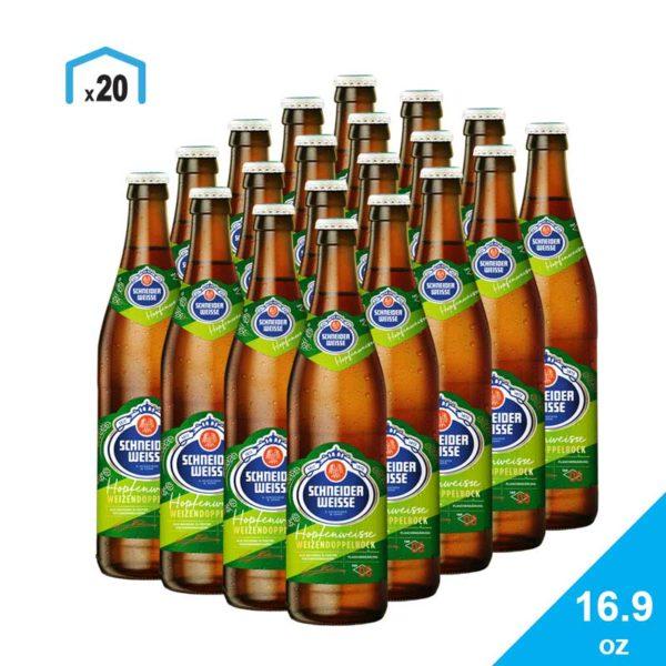 Cerveza Schneider Weisse Tap 5 Meine Hopfen-Weisse, 16.9 oz
