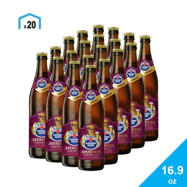 Cerveza Schneider Weisse Tap 6 Meine Aventinus, 16.9 oz
