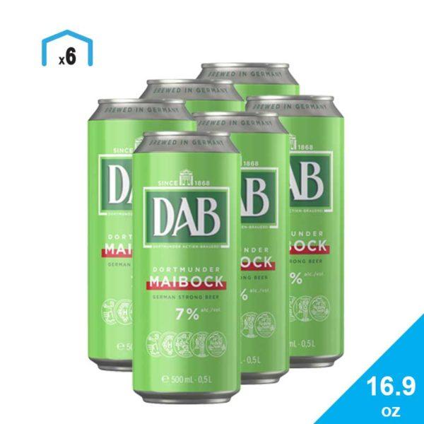 Cerveza Dab Maibock, 16.9 oz