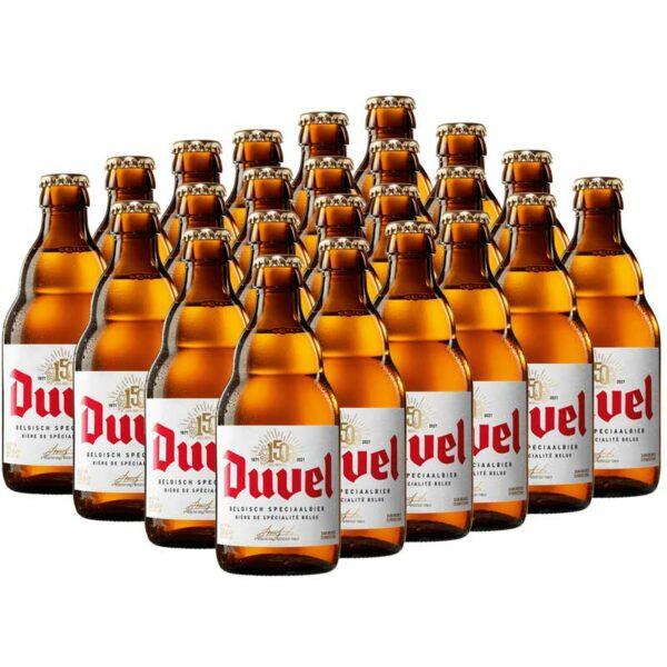 Cerveza Duvel, 11.2 oz