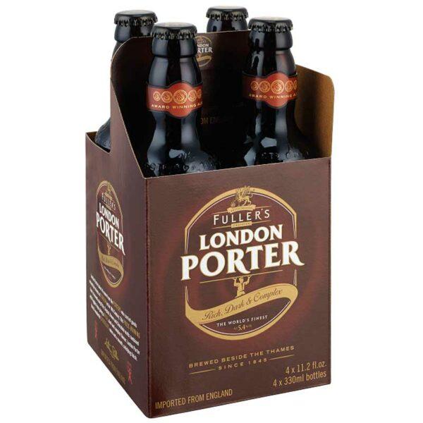 Cerveza Fuller's London Porter, 11.2 oz