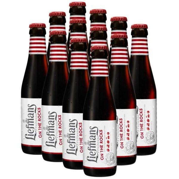 Cerveza Liefmans Fruitesse, Caja 8.5 oz (12 uds)
