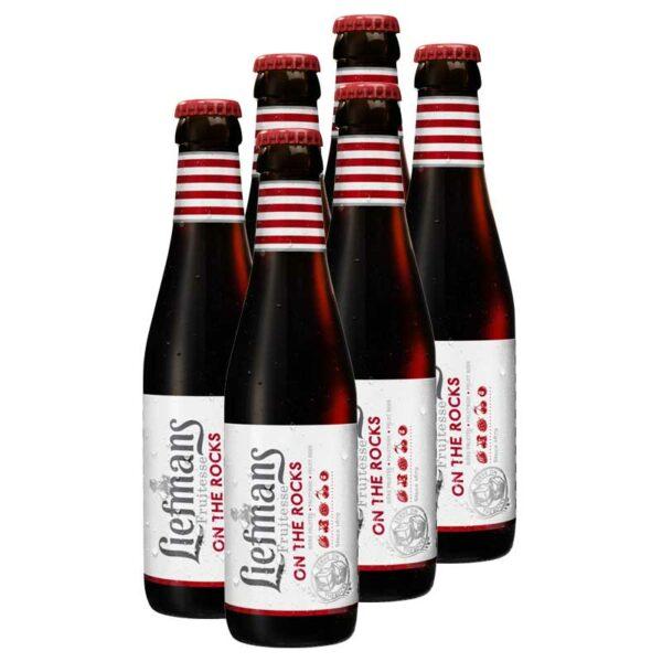 Cerveza Liefmans Fruitesse, 8.5 oz