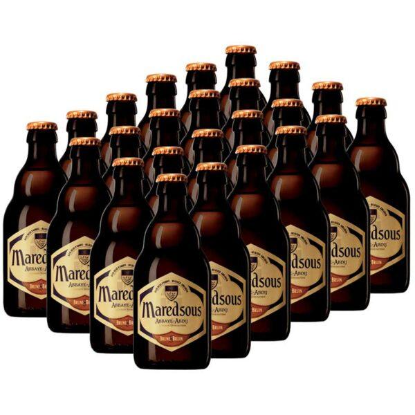 Cerveza Maredsous Brune, 11.2 oz