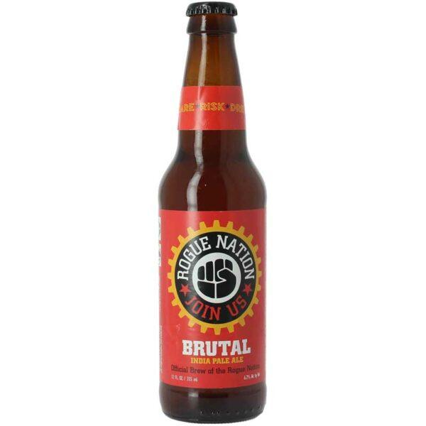 Cerveza Rogue Brutal Ipa, 12 oz