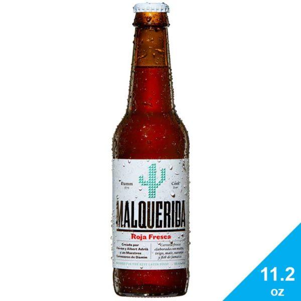 Cerveza Malquerida Damm, 11.2 oz