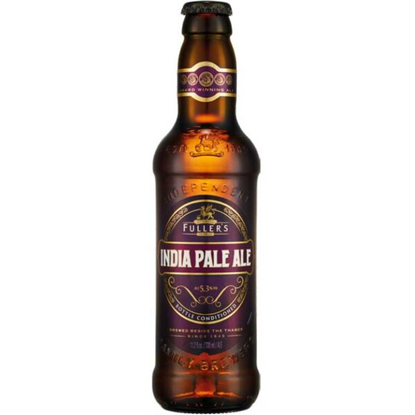 Cerveza Fuller's India Pale Ale, 11.2 oz