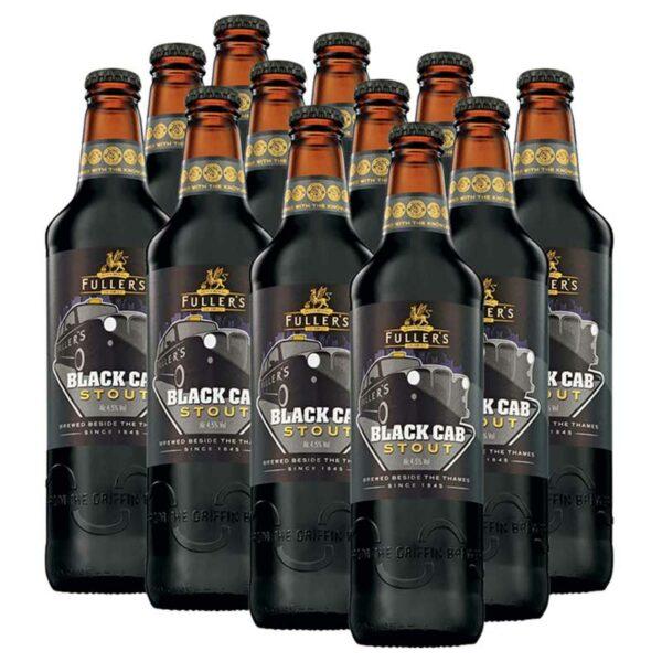 Cerveza Fuller's Black Cab, 16.9 oz