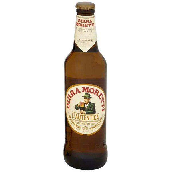 Cerveza Moretti Regular, 11.2 oz