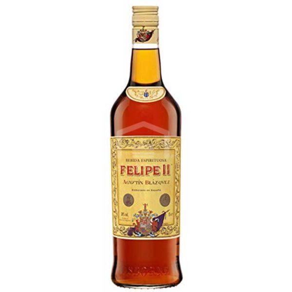Brandy Felipe II, 750 ml