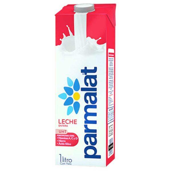Leche Entera Parmalat, 1 L