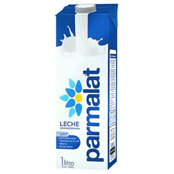 Leche Semidescremada Parmalat, 1L