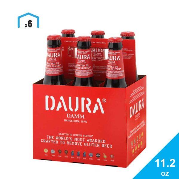 Cerveza Damm Daura Gluten Free, 11.2 oz