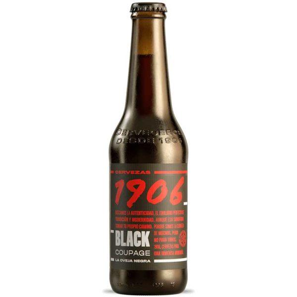 Cerveza 1906 Black Coupage, 11.2 oz