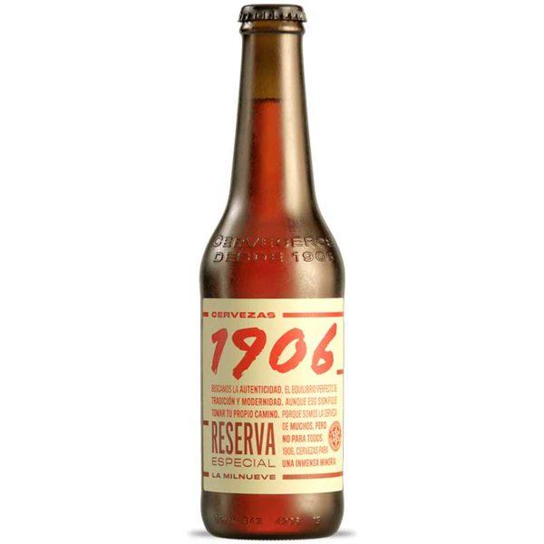 Cerveza 1906 Reserva Especial, 11.2 oz