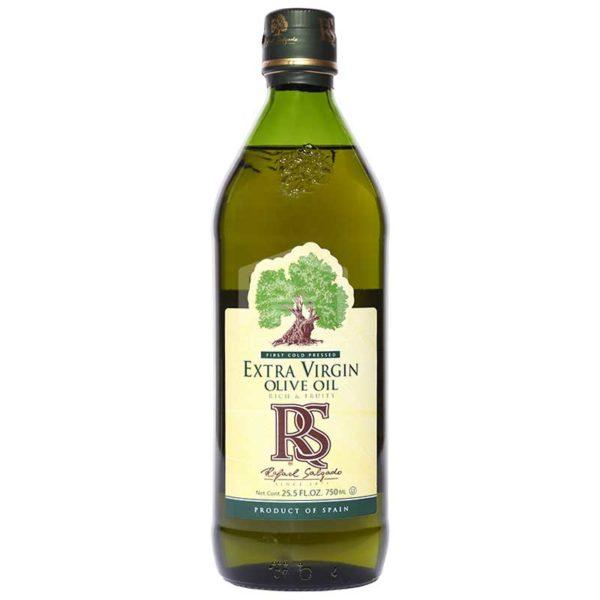 Aceite de Oliva Rafael Salgado Virgen Extra, 750 ml