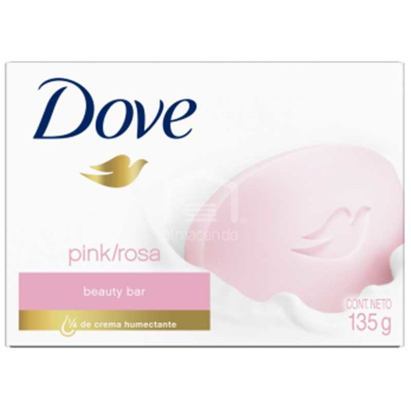Jabón Dove Pink, (2 x 113 g)