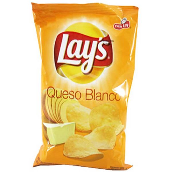 Lay's Queso Blanco, 87 g