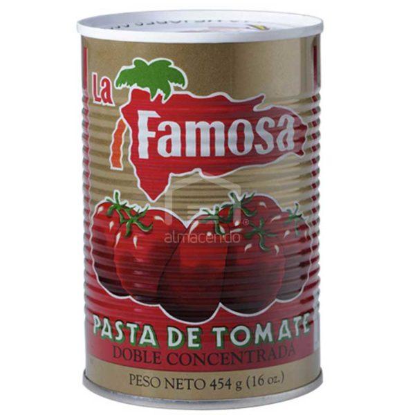 Pasta de Tomate La Famosa, 16 oz (2 uds)
