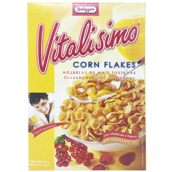 Cereal Corn FlakesVitalisimo , 17.6 oz