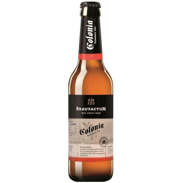 Cerveza Braufactum Colonia Summer Ale, 11.2 oz