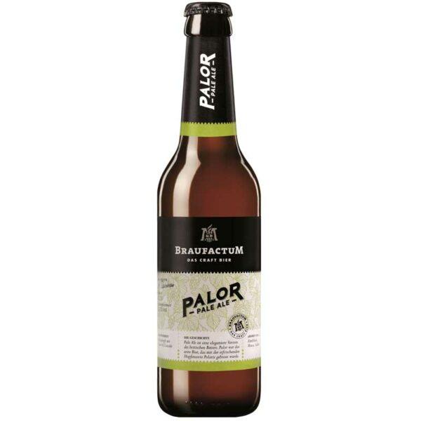 Cerveza Braufactum Polar Pale Ale, 11.2 oz