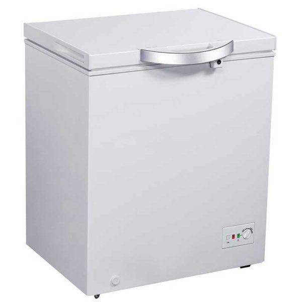 """Congelador Freezer Horizontal Frigidaire FFCC05C3HQW, 5"""" Pies Cúbicos"""