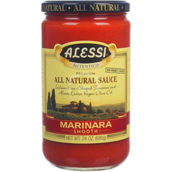 Salsa Alessi Marinara Suave, 24 oz