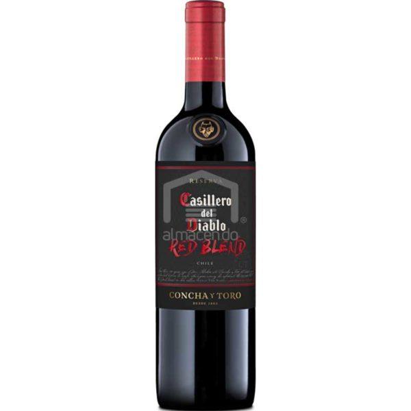 Vino Tinto Casillero del Diablo Red Blend, 750 ml