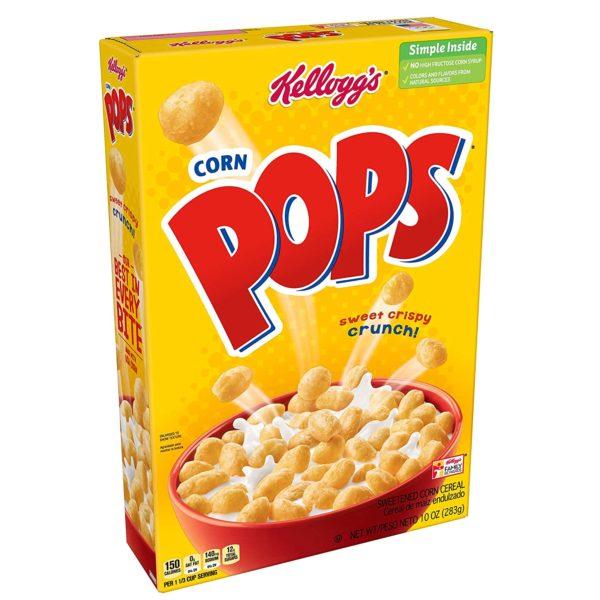 Cereal Kellogg's Corn Pops, 283 g