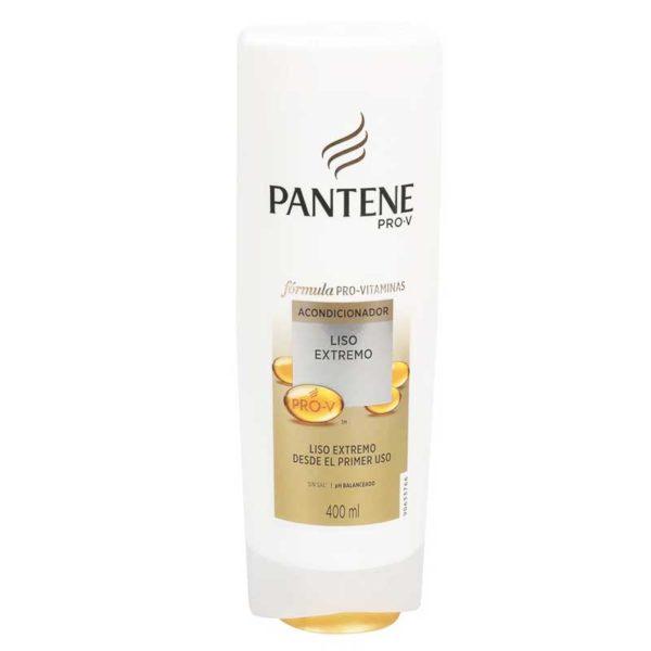 Acondicionador Pantene Pro-V Liso Extremo, 400 ml