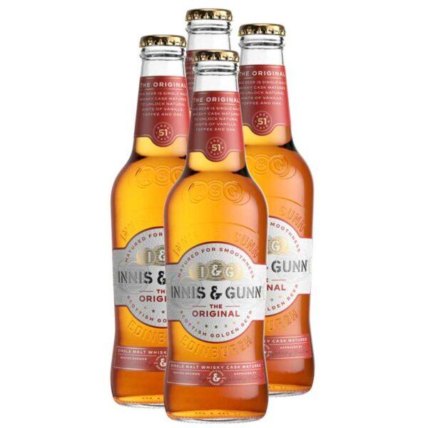 Cerveza Innis & Gunn Original, 11.2 oz