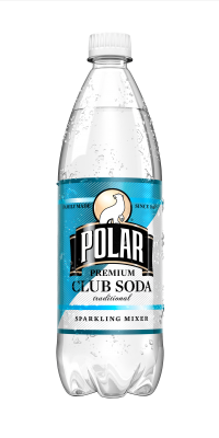 Club Soda Polar Premium, 1 L