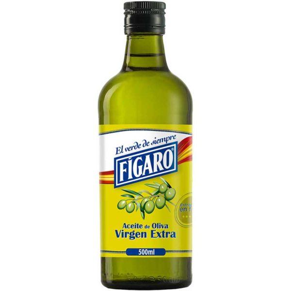 Aceite De Oliva Fígaro Virgen Extra, 500 ml