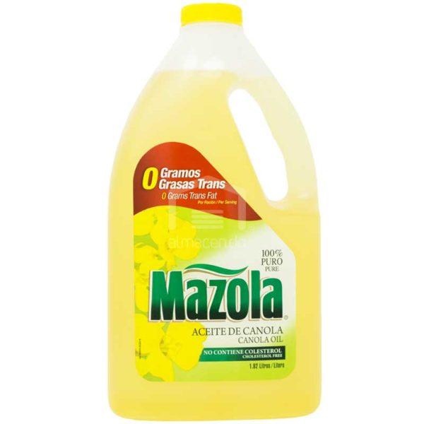 Aceite Mazola de Canola, 64 oz