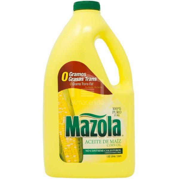 Aceite Mazola de Maíz, 64 oz