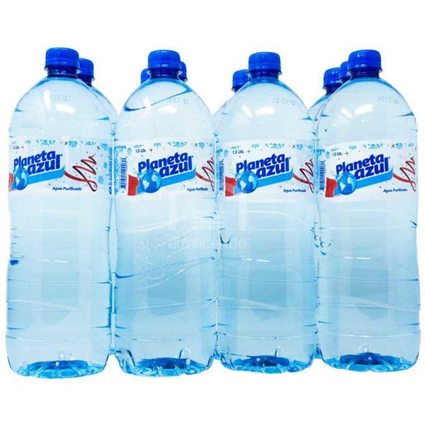 Agua Planeta Azul, 1.5L Caja (12 uds)