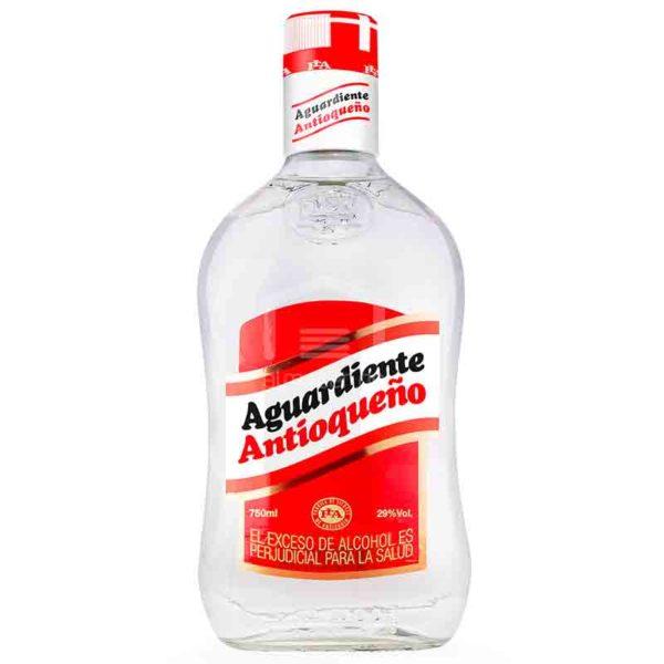 Aguardiente Antioqueño, 750 ml