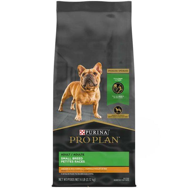 Alimento Seco para Perro Adulto Purina Pro Plan Focus Fórmula de Raza Pequeña, 6 lbs
