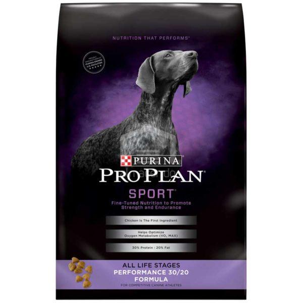 Alimento Seco para Perro Adulto Purina Pro Plan Focus Fórmula de Rendimiento 30/20, 37.5 lbs
