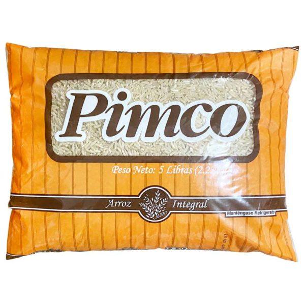Arroz Integral Pimco